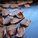 Sweet Potatoes Cooking
